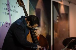 Federico Leonori at CICIC taunton 19 2 16. Pic: Rob Elford